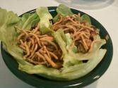 Chinese Cabbage Salad With Hot Chili Oil