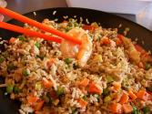 Chinese Orange Rice