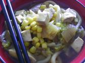 Chinese Vegetarian Broth