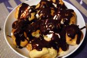 Chocolate Choux Pastry