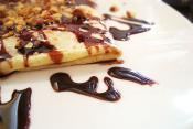 Chocolate And Nut Crepes