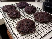 Chocolate Nut Drop Cookies