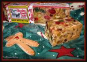 Christmas Fruit Cake Candy