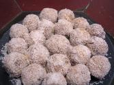 Cinnamon Nut Balls