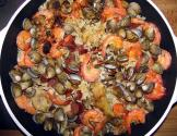 Clam Paella