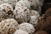 Coconut Butter Balls
