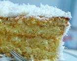Simple Coconut Cake