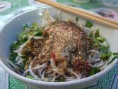 Cold Noodles With Sesame Sauce