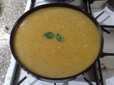 Cold Pumpkin Soup