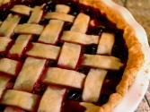 Concord-grape Pie