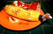 Corn On The Cob With Chili Butter