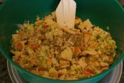 Baked Cornbread Dressing