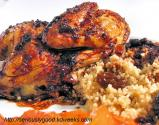 Cornish Game Hen And Rice Bake