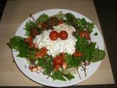 Cottage Cheese Tossed Salad