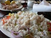 Crab Louis With French Dressing