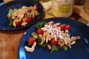 Crab Meat Salad Bowl