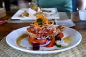 Crab And Tomato Salad