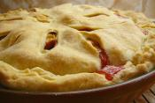 Cranberry-apple Pies