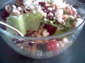 Cranberry Grape Salad