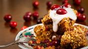 Easy Steamed Cranberry Pudding