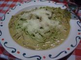 Vermicelli With Cream Cheese Sauce