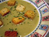 Basic Cream Of Vegetable Soup