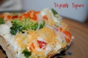 Vegetable Cream Kabab 