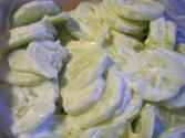Creamy Cucumber Dill Salad