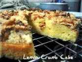 Quick Crumb Cake
