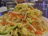 Cucumber Cabbage Salad