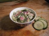 Cucumber Salad With Yogurt