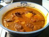 Curried Lamb Shoulder Stew
