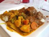 Curried Lamb And Vegetables