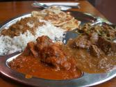 Curried Lamb With Rice