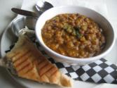 Classic Curried Lentil Soup