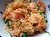 Curried Shrimp With Rice