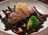 Deep-fried Duck In Lychee Sauce 