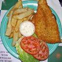 Deep Fried Fish With Tomato Sauce