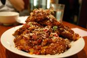 Deep-fried Szechuan Pork