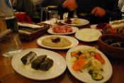 Beef Rice Stuffed Dolmades