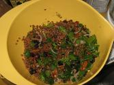 Wheatberry Salad With Dried Cherries