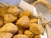 Dried Fruit Scones