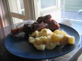 Easy Pot Roast Dinner