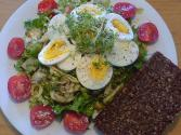 Egg And Cress Salad