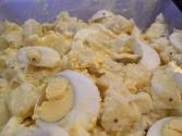 Egg And Potato Salad