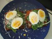 Salmon And Egg Pennine