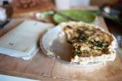 Egg & Sausage Quiche