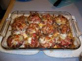 Eggplant Cheese Casserole