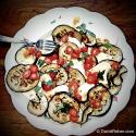 Eggplant-tomato Salad 