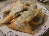 Feta Triangles